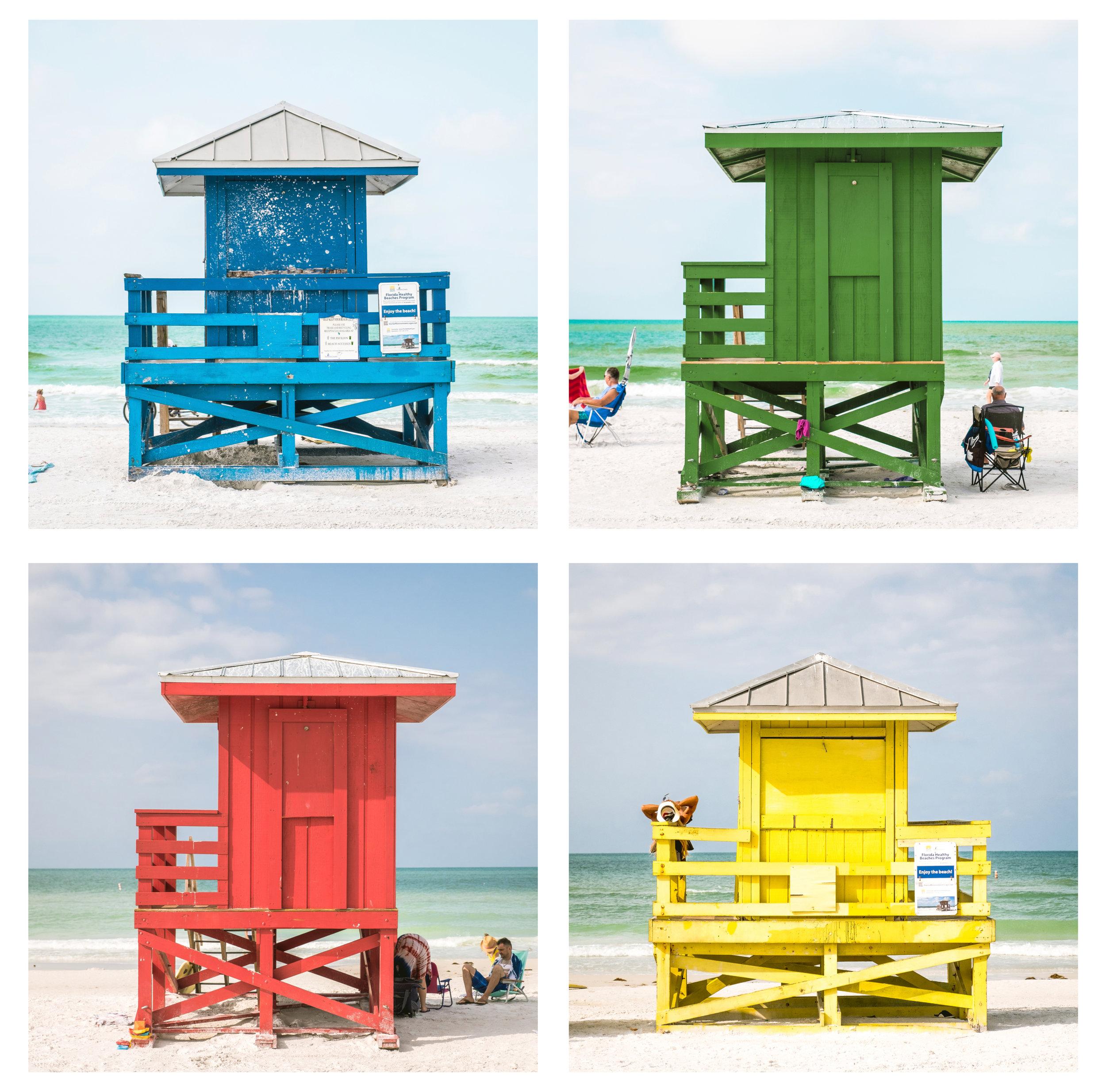 Siesta Keys Lifeguard Posts.jpg