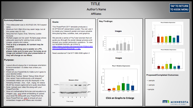 DHS Template 1-Single Slide -