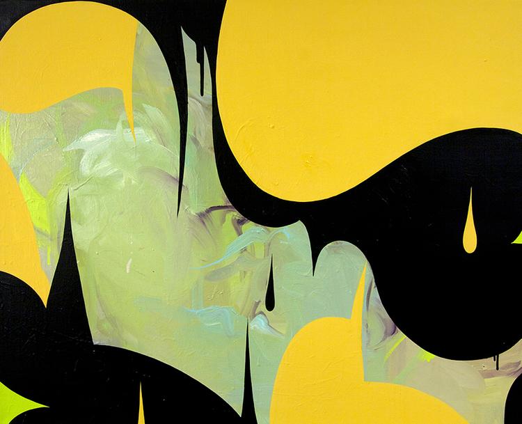 Untitled (Bold Yellow)
