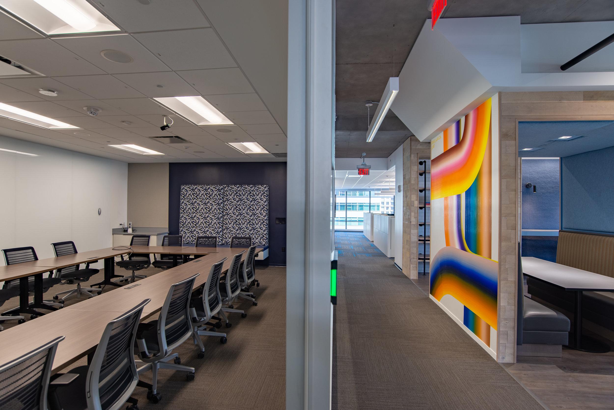 Corporate installation  , 2018