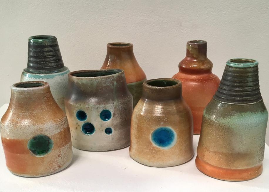 Clay  , 2018  Ceramic  5.25 x 3.25 in.