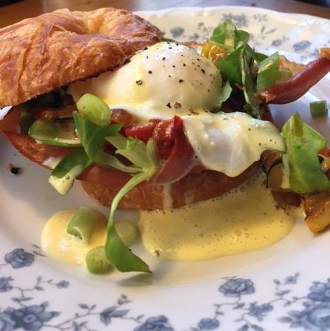 Eggs Glencairn