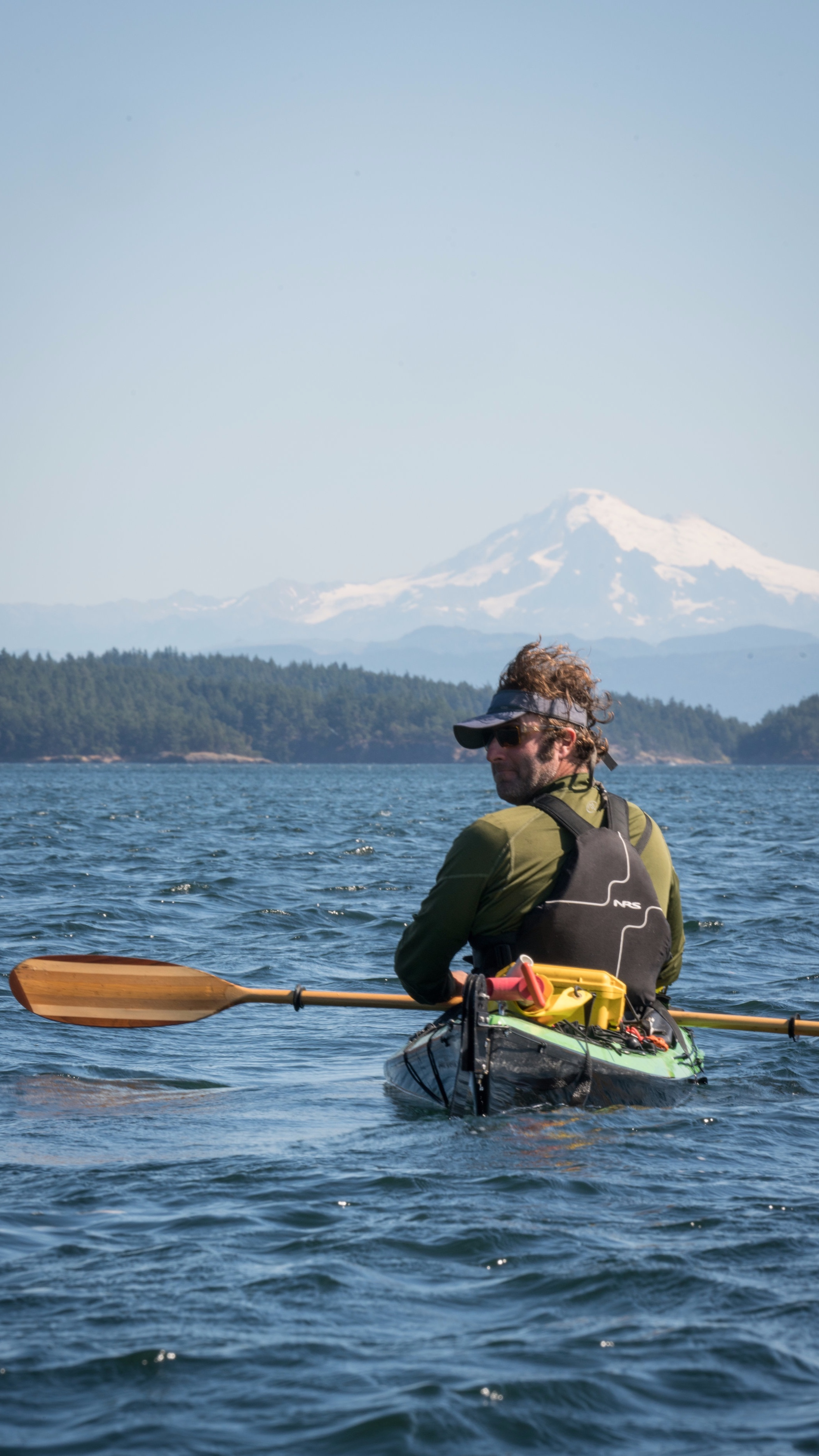 Leading X San Juan Islands - Backcountry expedition for adults with hemophilia a