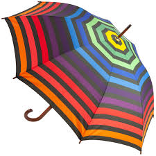 This is a picture of the umbrella we saw on the beach last week.