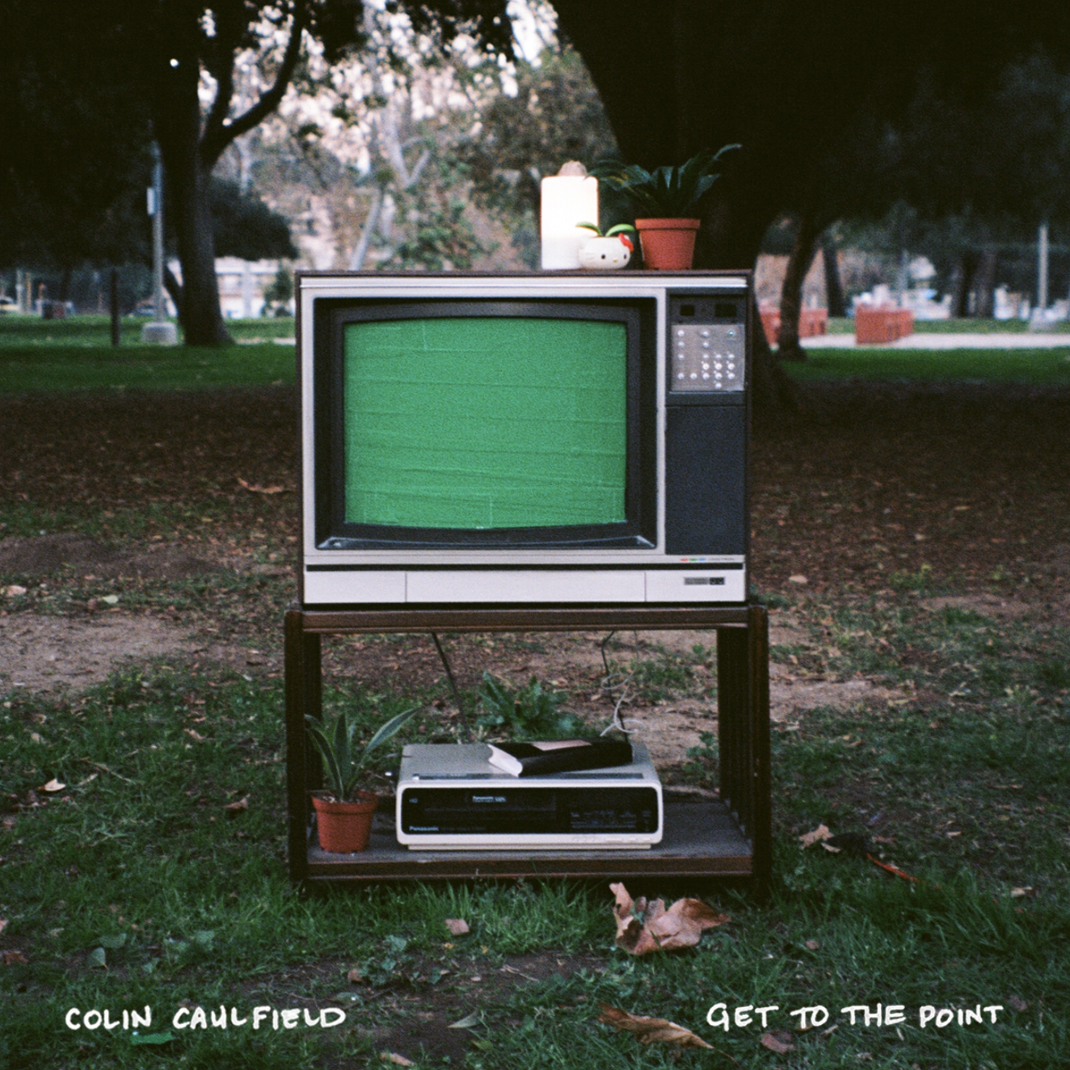 GET TO THE POINT- COLIN CAULFIELD (SINGLE ARTWORK)