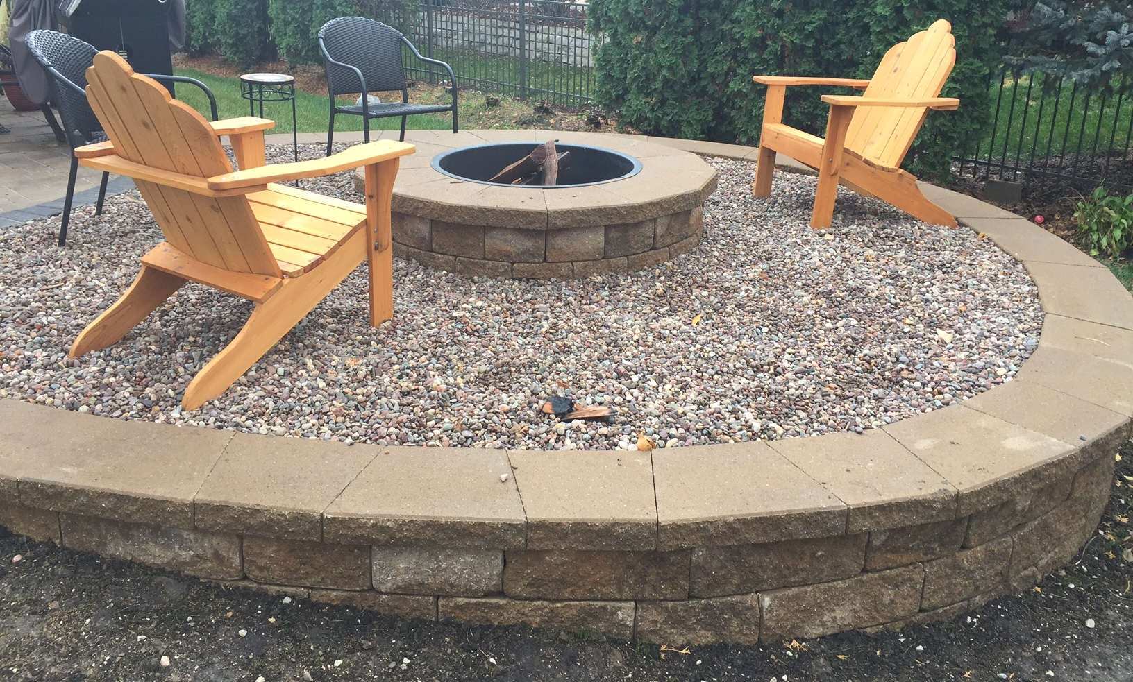 Fire Pits and Patio Areas