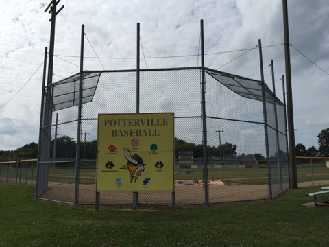 PHS baseball field