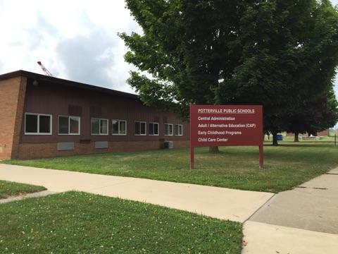 Potterville Public Schools Central Administration