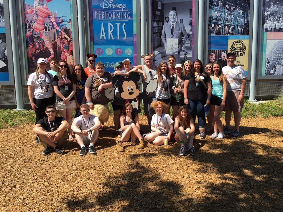 Potterville Music at Disney