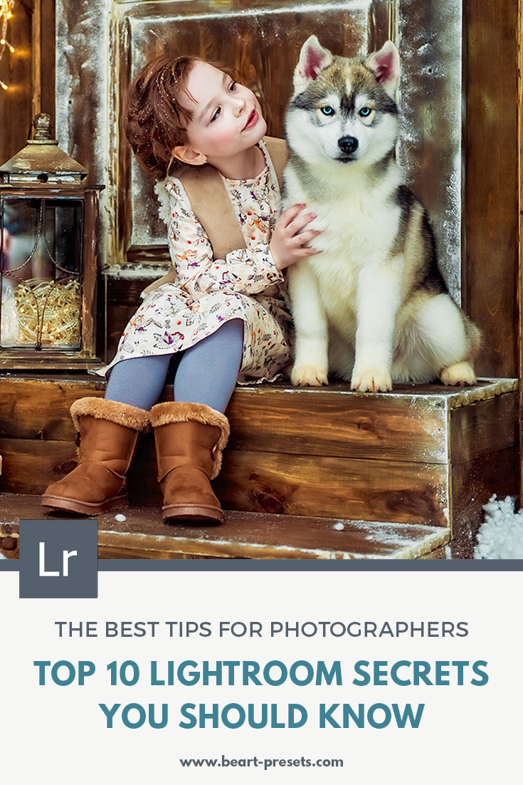 Top Lightroom secrets for newbies and pro photographers