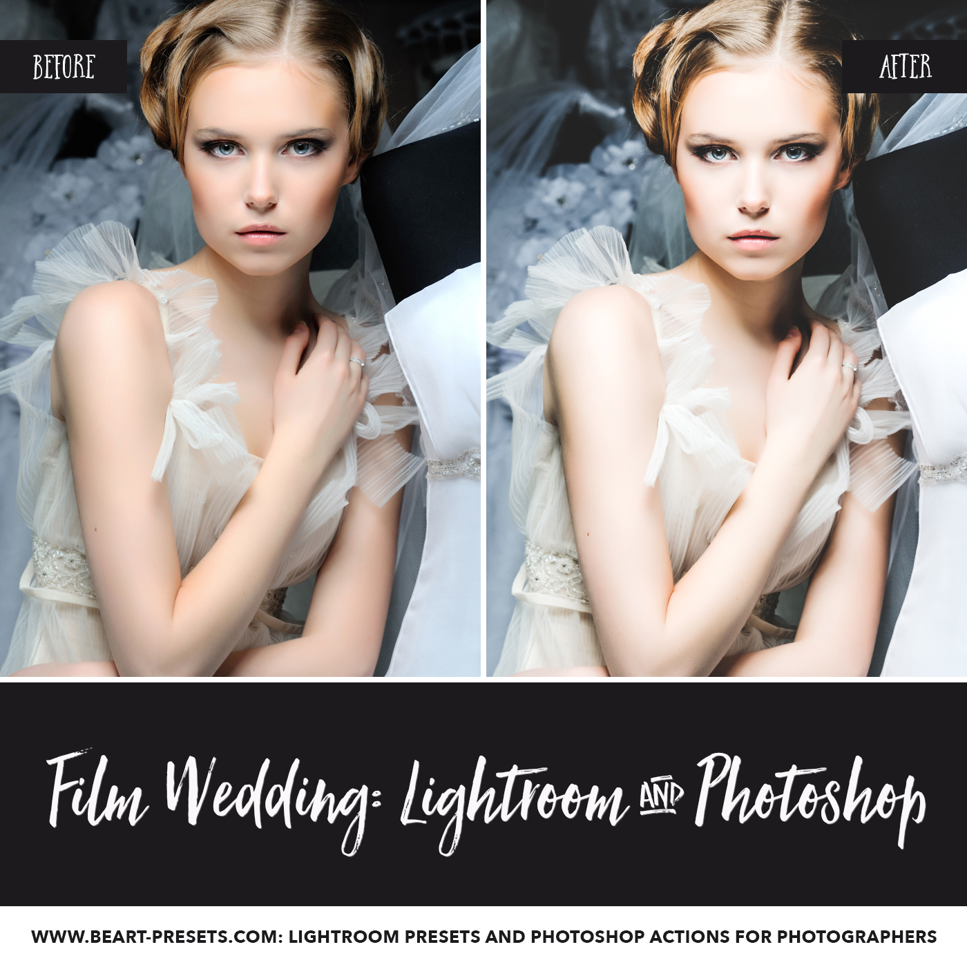 Best Film Adobe Camera RAW presets for wedding photographers