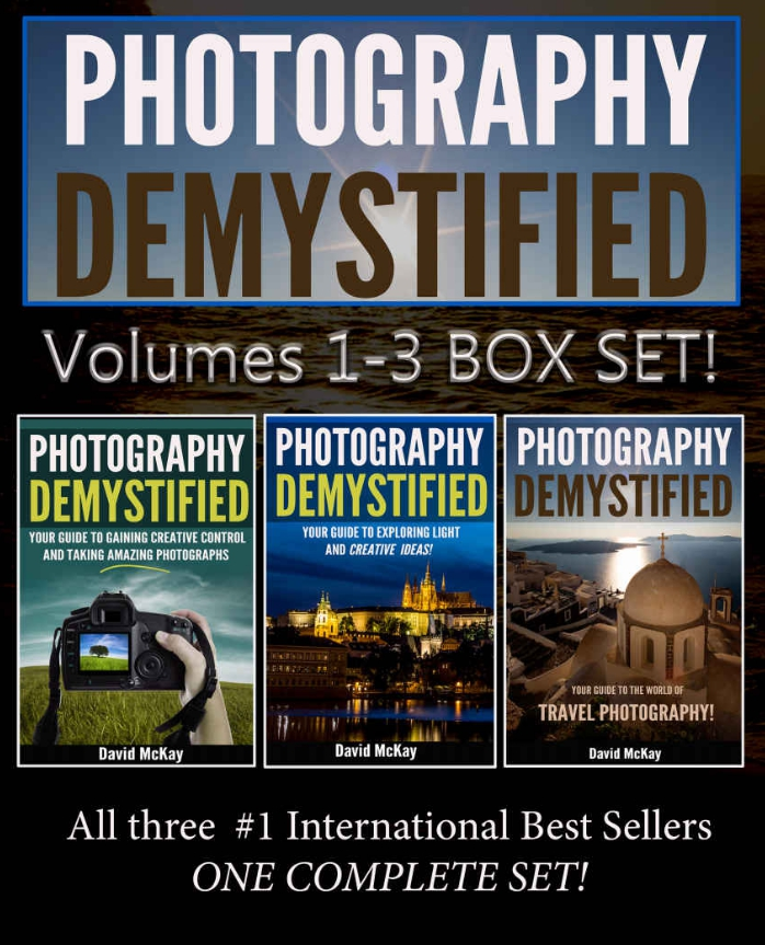 The best travel photography books