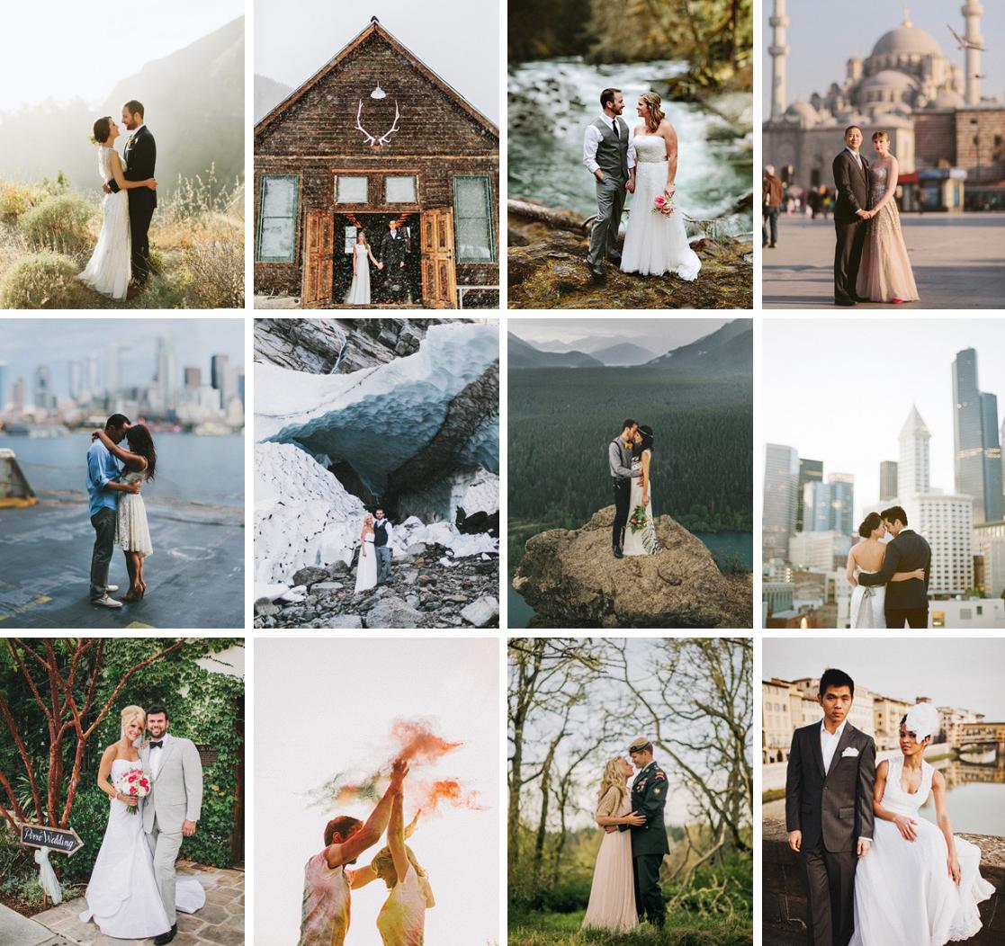 best wedding photos in the word