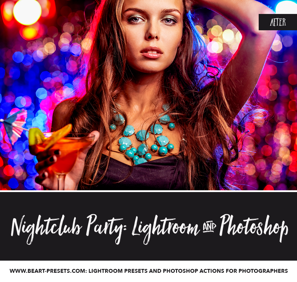 Nightclub photographer's guide for making nightclub pictures look professional