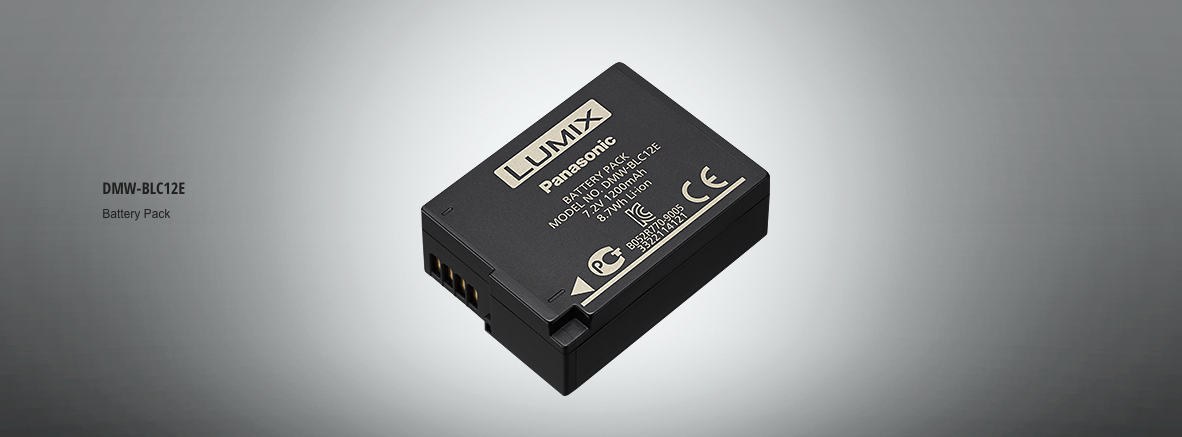 battery for mirrorless cameras
