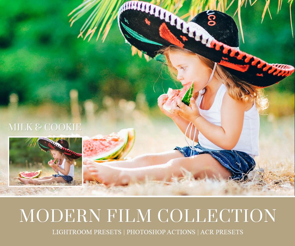 film emulation photoshop actions