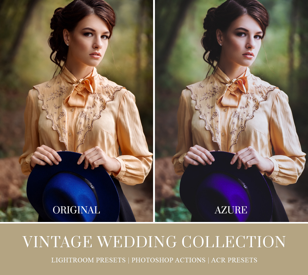 Best Retro and Vintage Photoshop actions