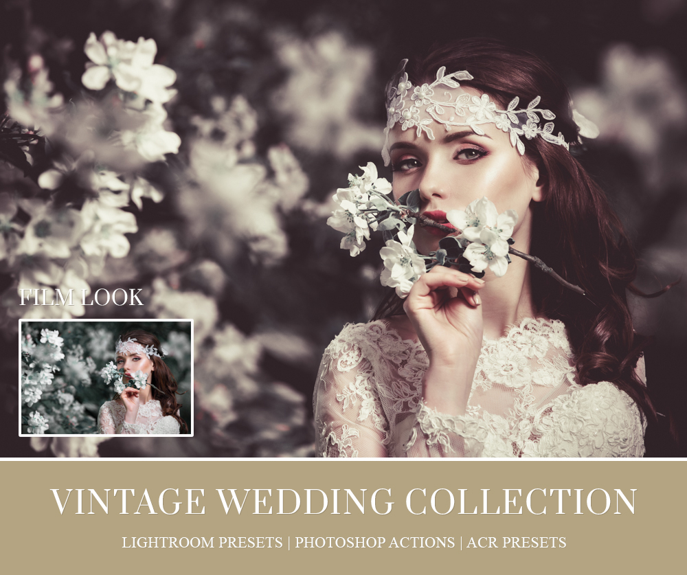 Creating a Soft Vintage Look in Lightroom & Photoshop