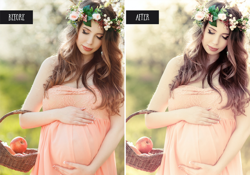 How to Fade Lightroom Presets