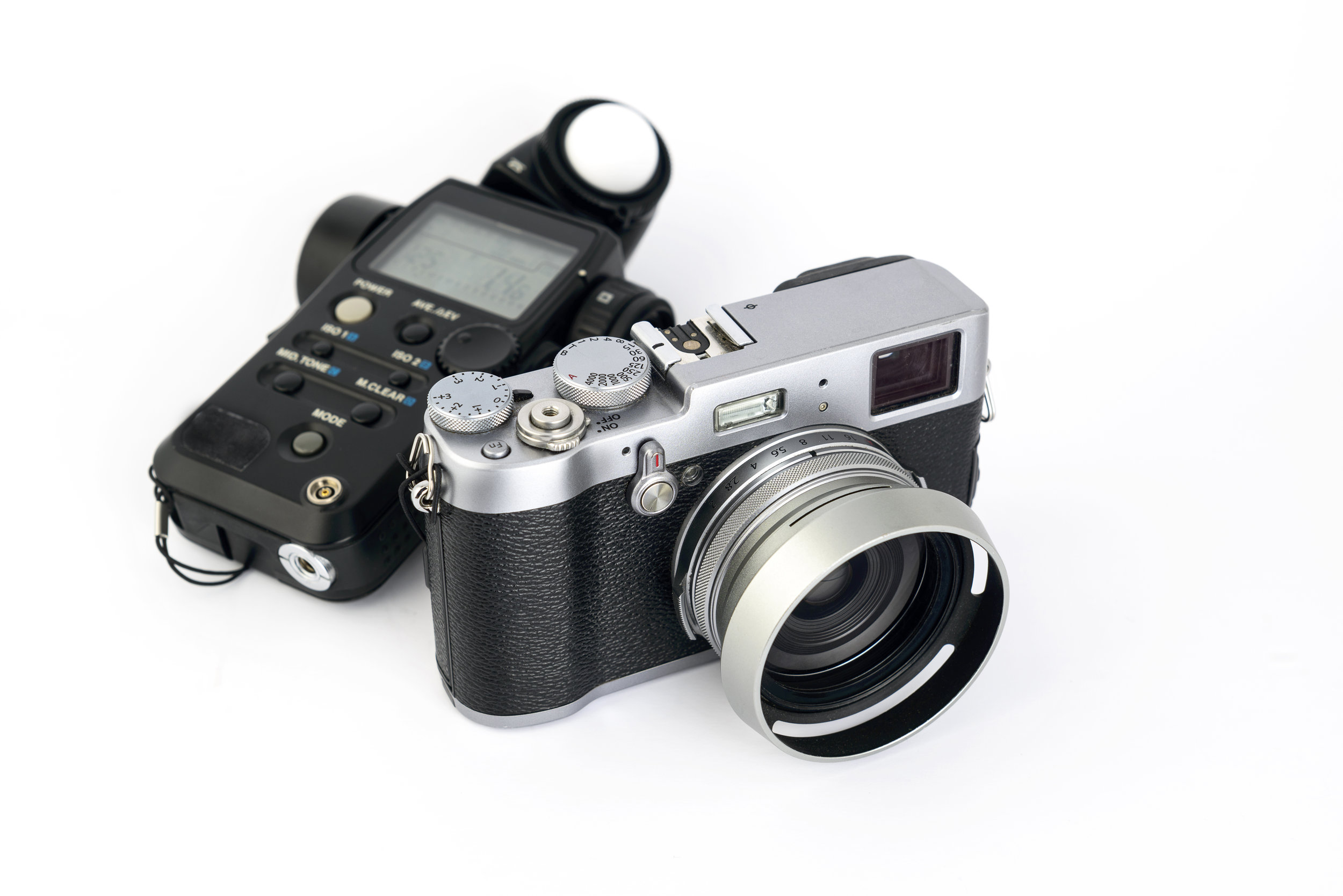 LIGHT METER FOR BEST PHOTOGRAPHY