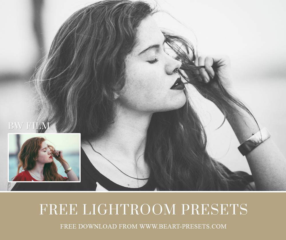free film presets for lightroom