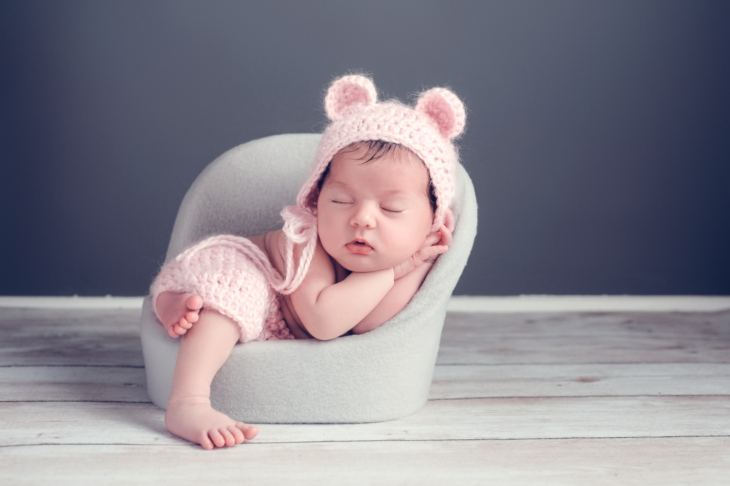 """Processed with """"Nice Look"""" preset from our  Newborn Lightroom Presets  Collection"""
