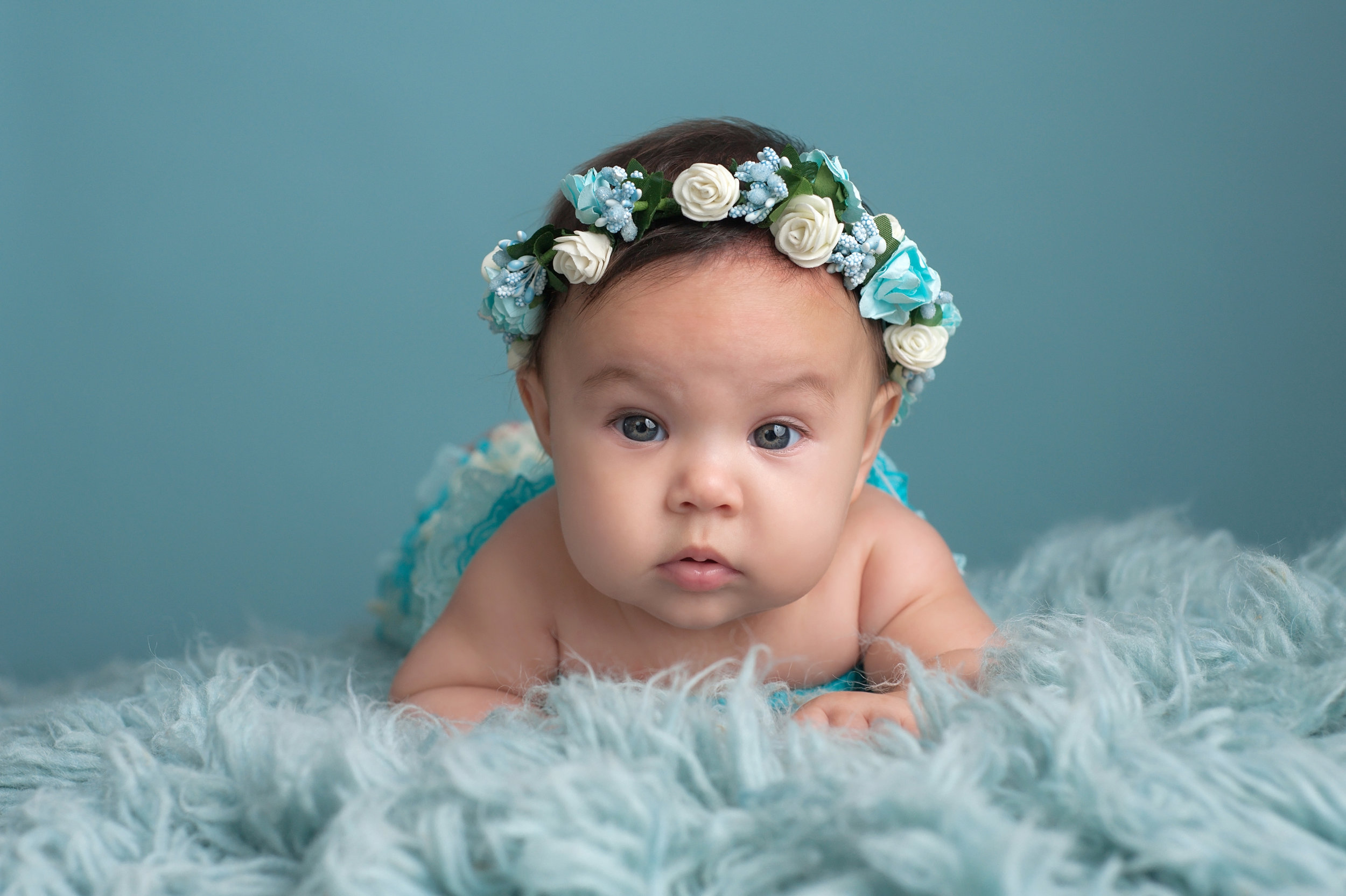 """Processed with """"Color Shoot"""" preset from our Newborn Collection"""