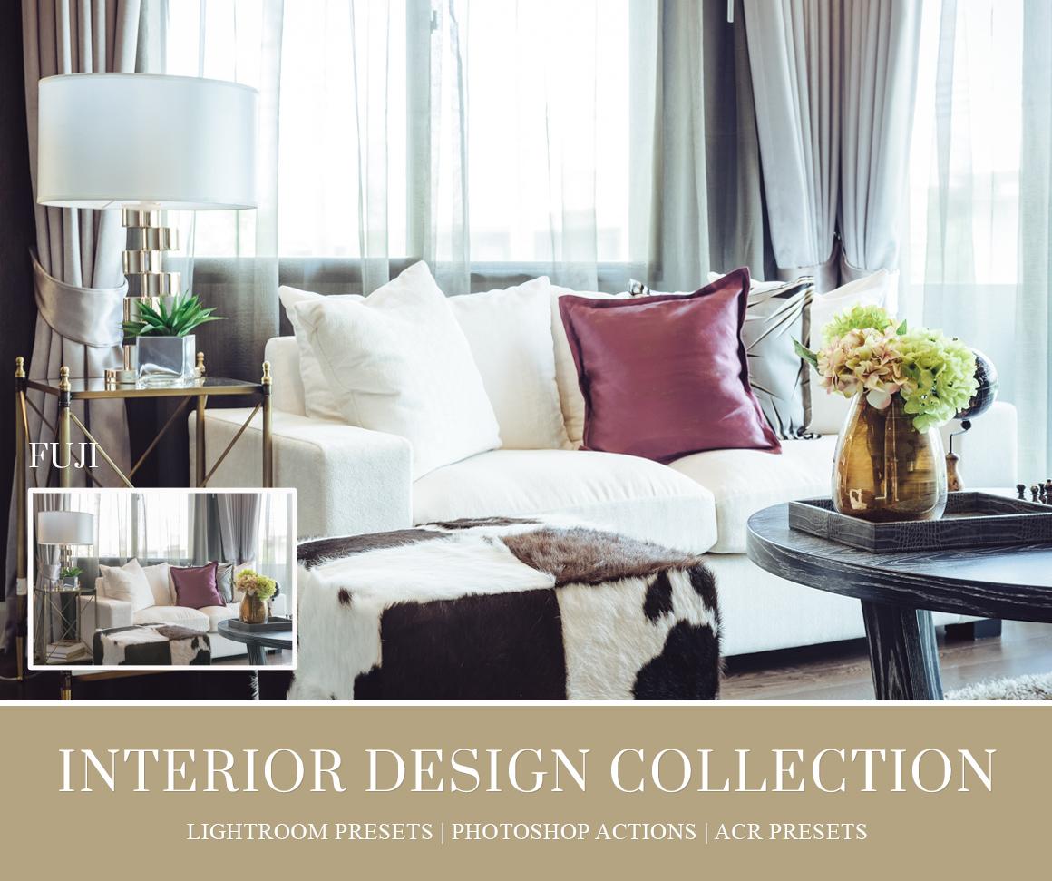lightroom presets for interior design