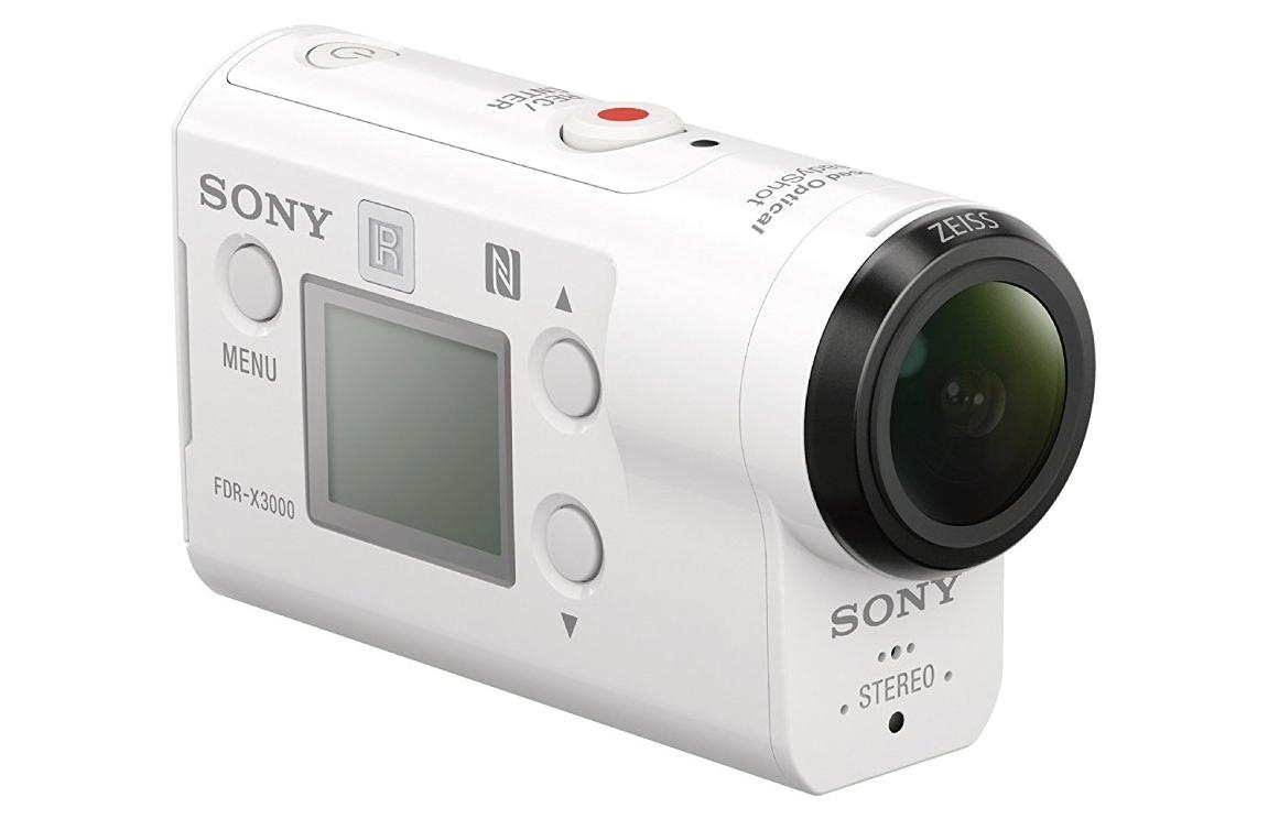 SONY FDR-X3000R -