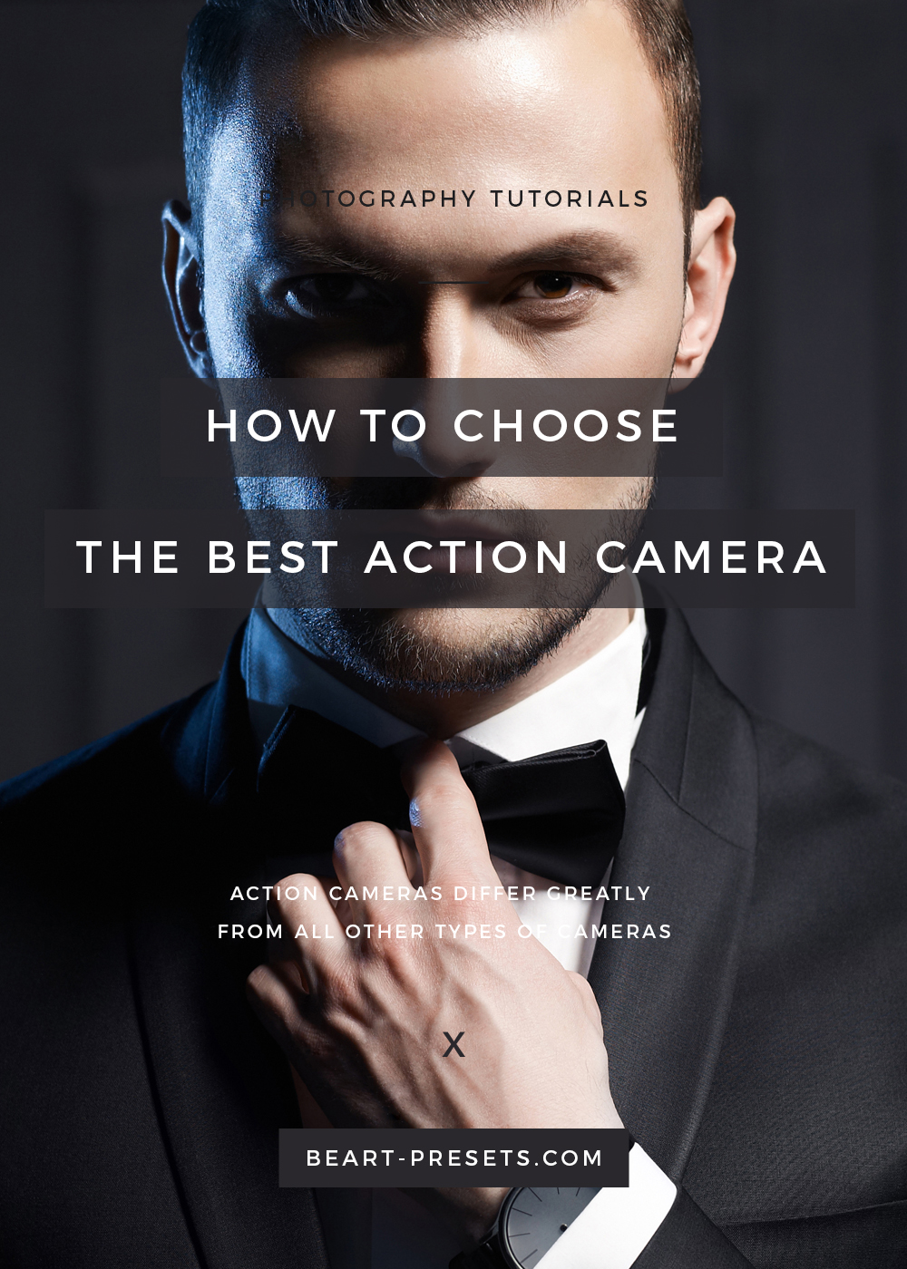 How to choose the best action camera 2017