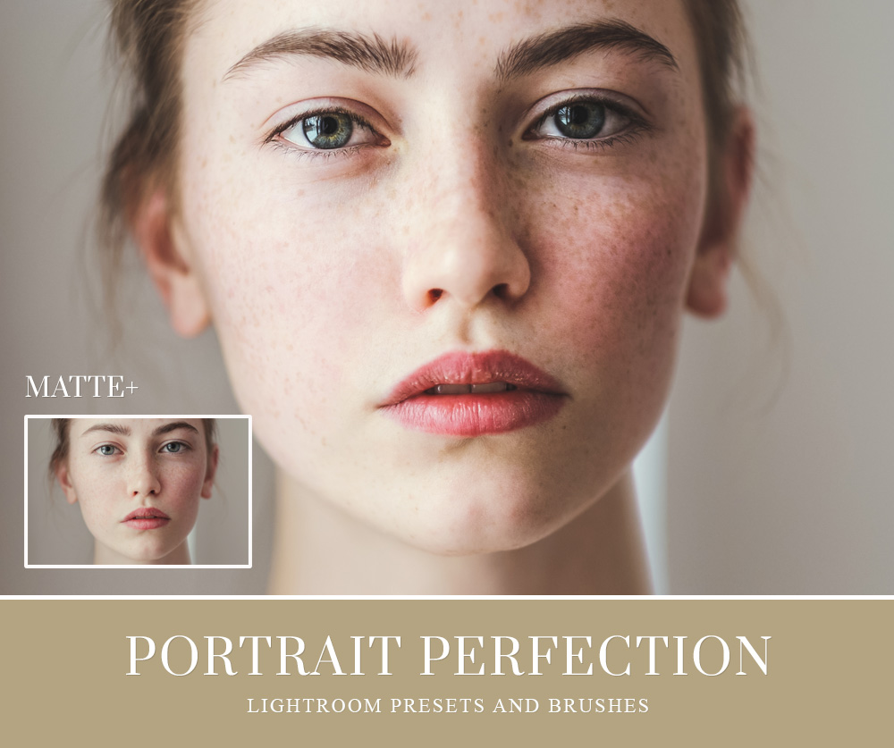 portrait collection by beart-presets
