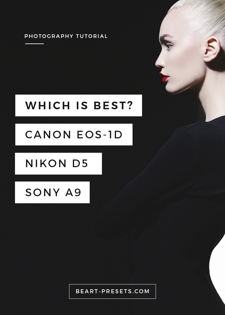 nikon vs canon vs sony