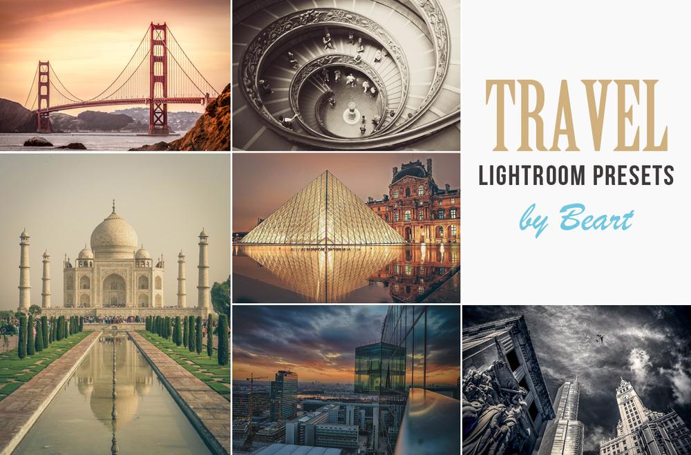 travel lightroom presets by besrt-presets