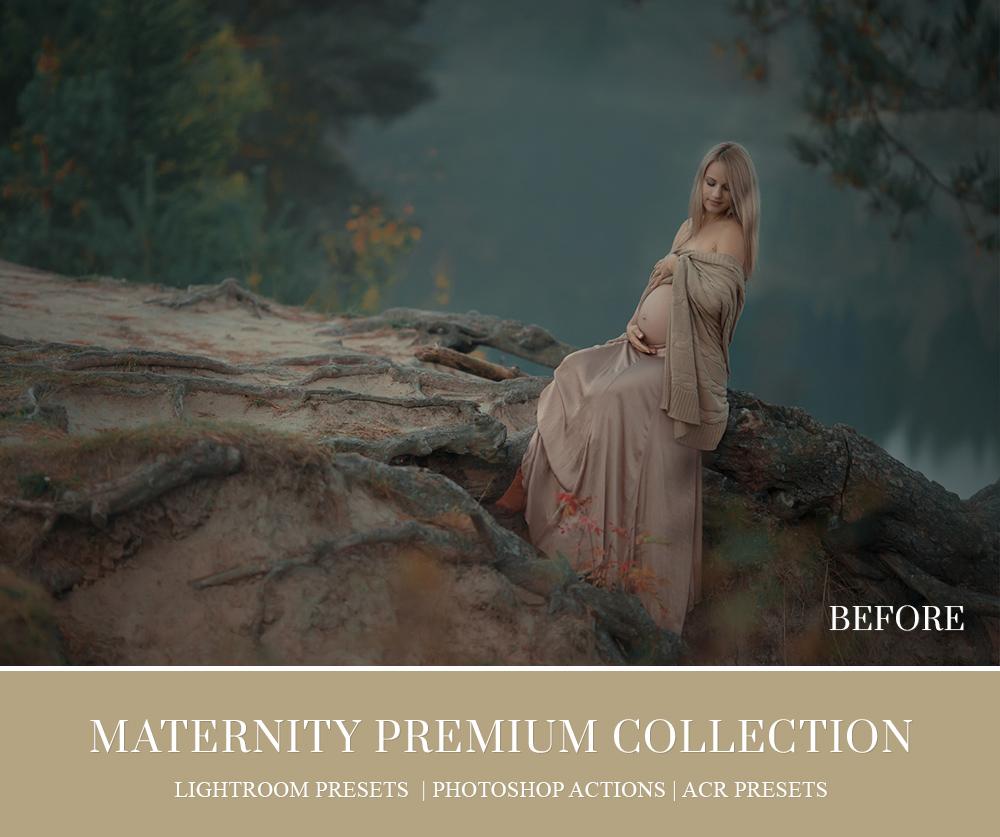 Maternity ACR presets