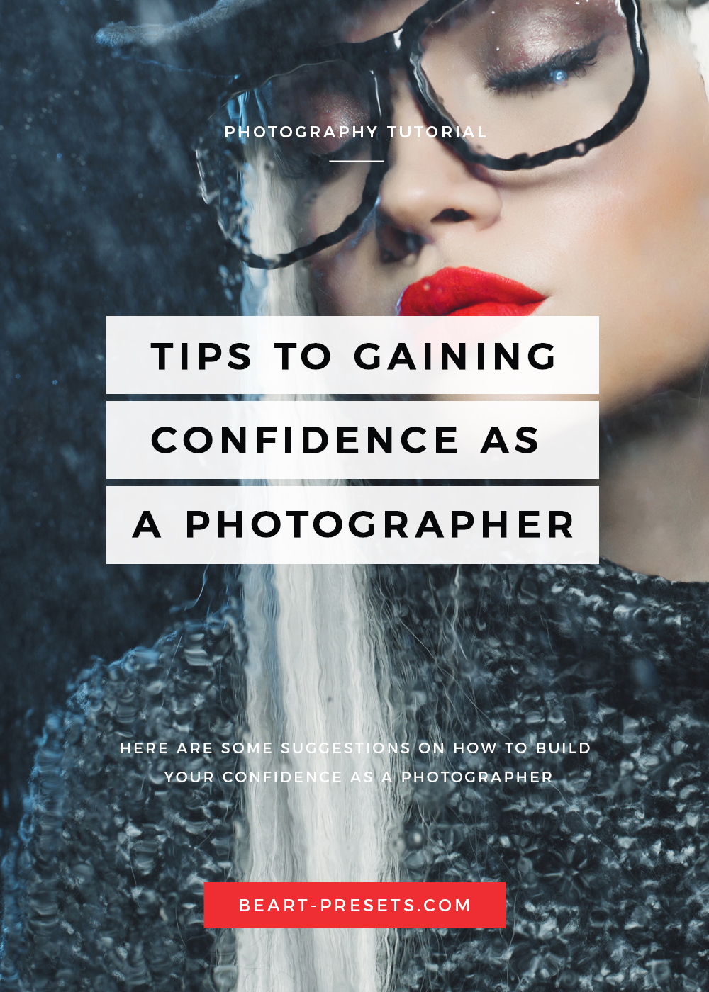 Gaining Confidence as a Photographer