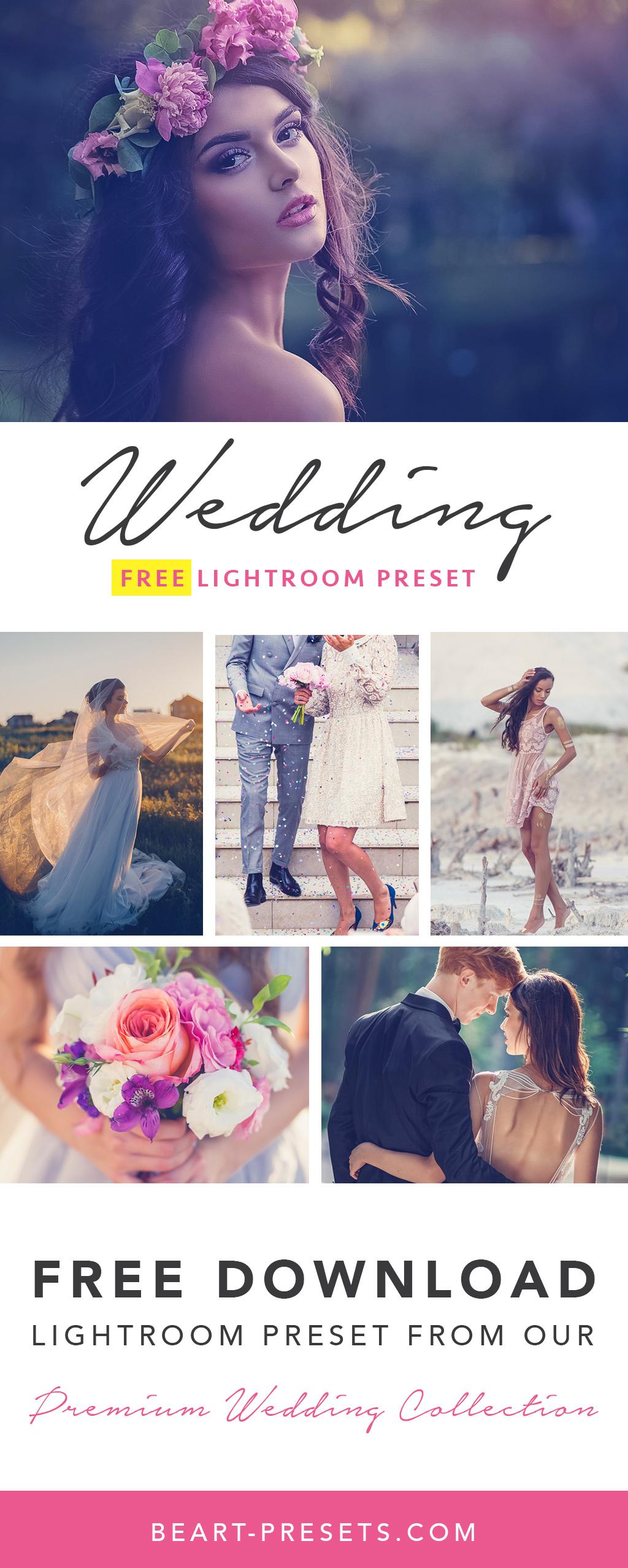 free-wedding-lightroom-preset