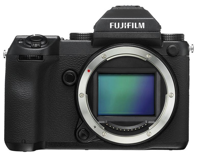 fuji media format camera