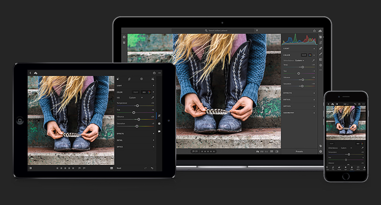lightroom cc software