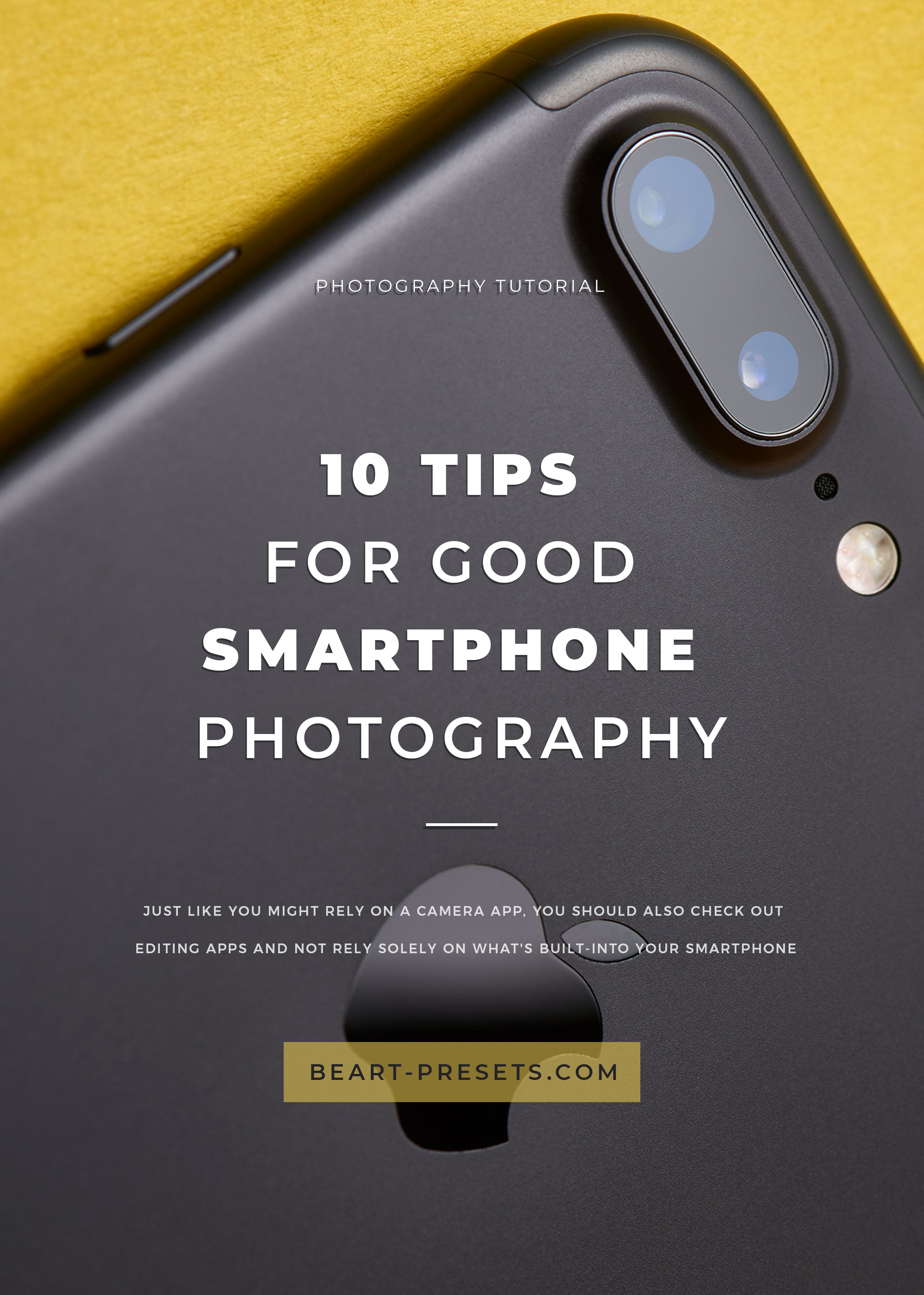 good smartphone photography