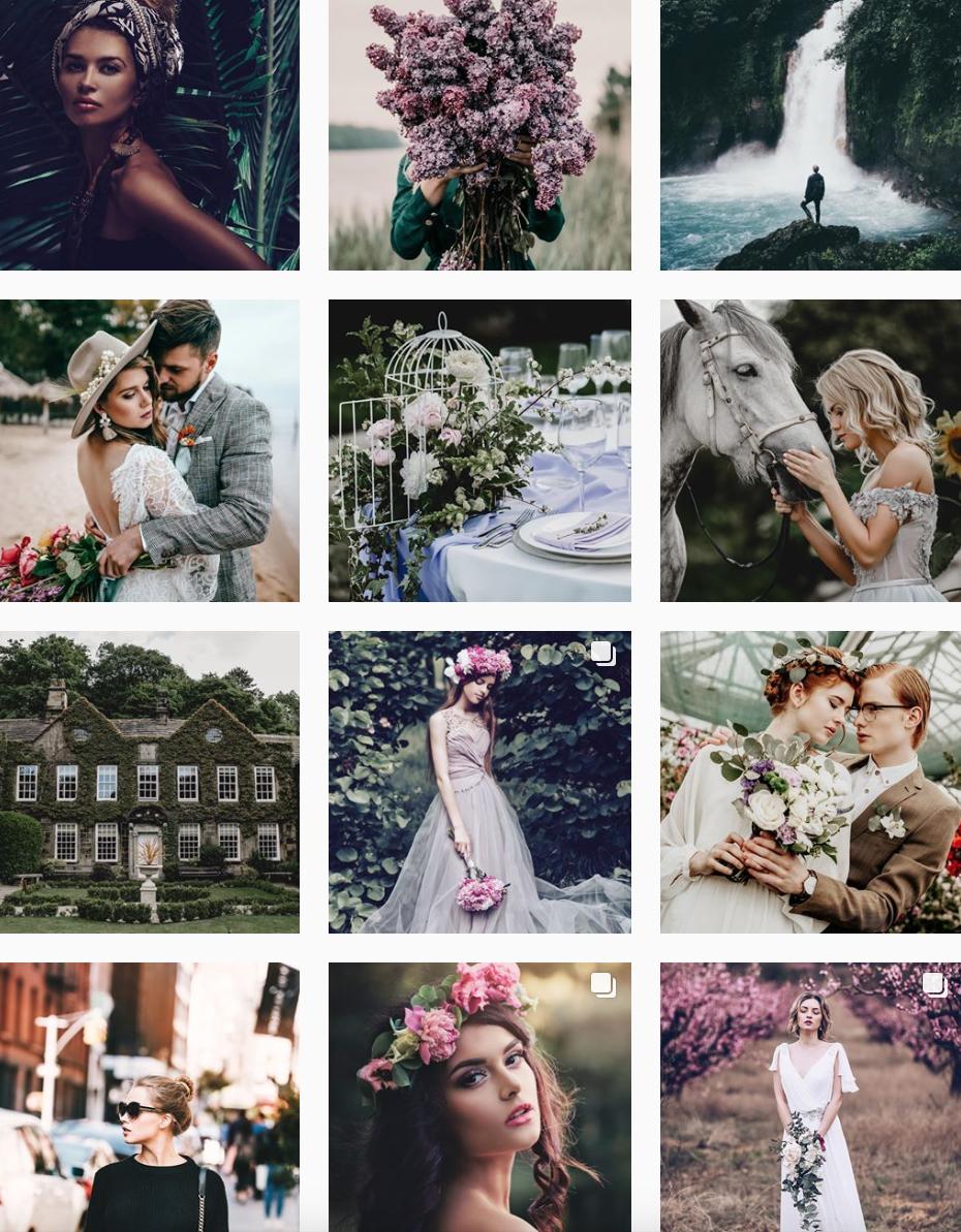 Lightroom Mobile presets for Instagram bloggers
