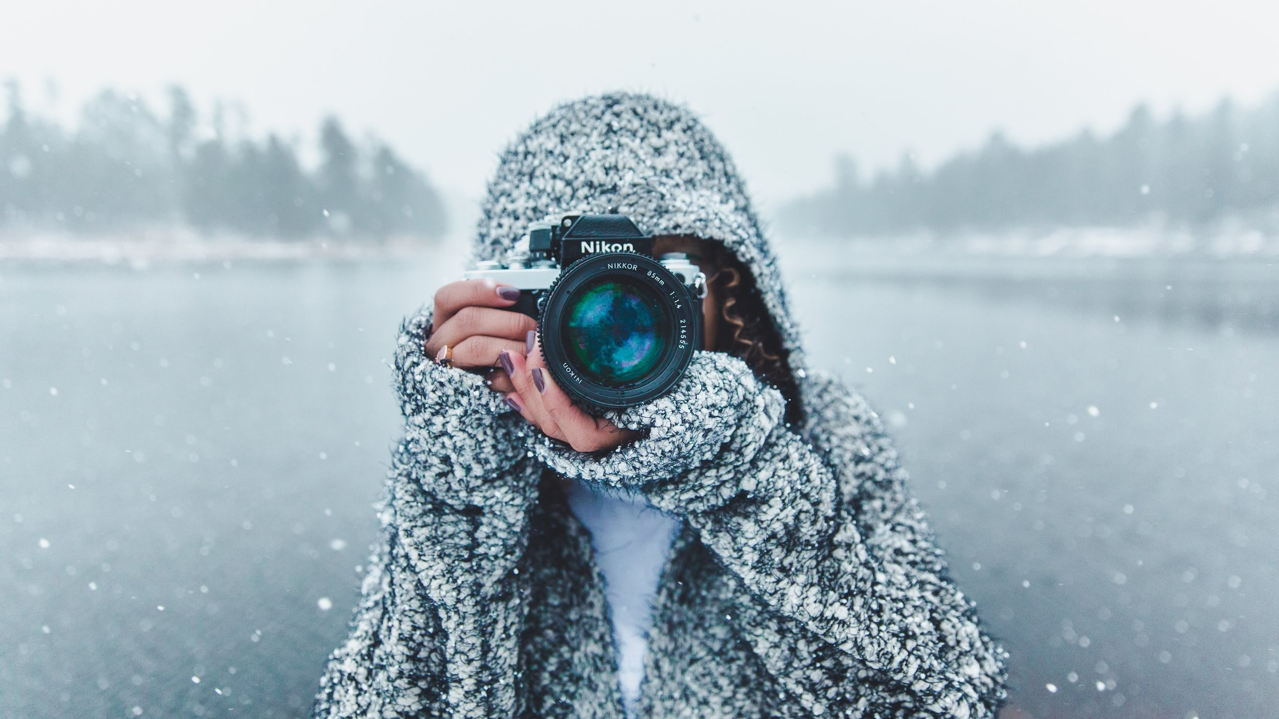 shoot with your DSLR Camera