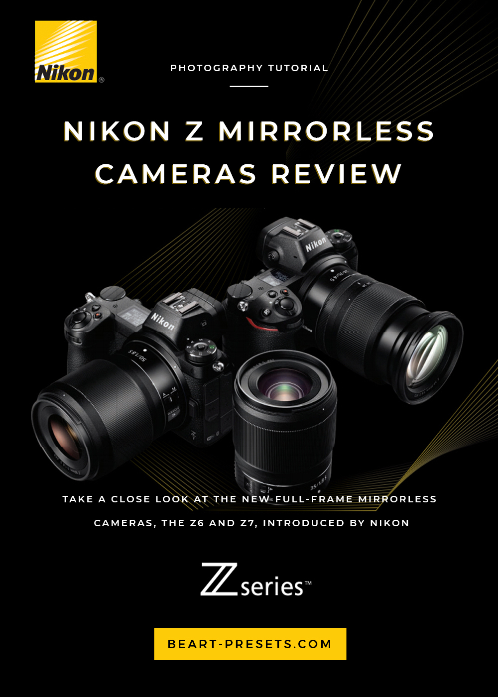 NIKON Z SERIES CAMERAS REVIEW