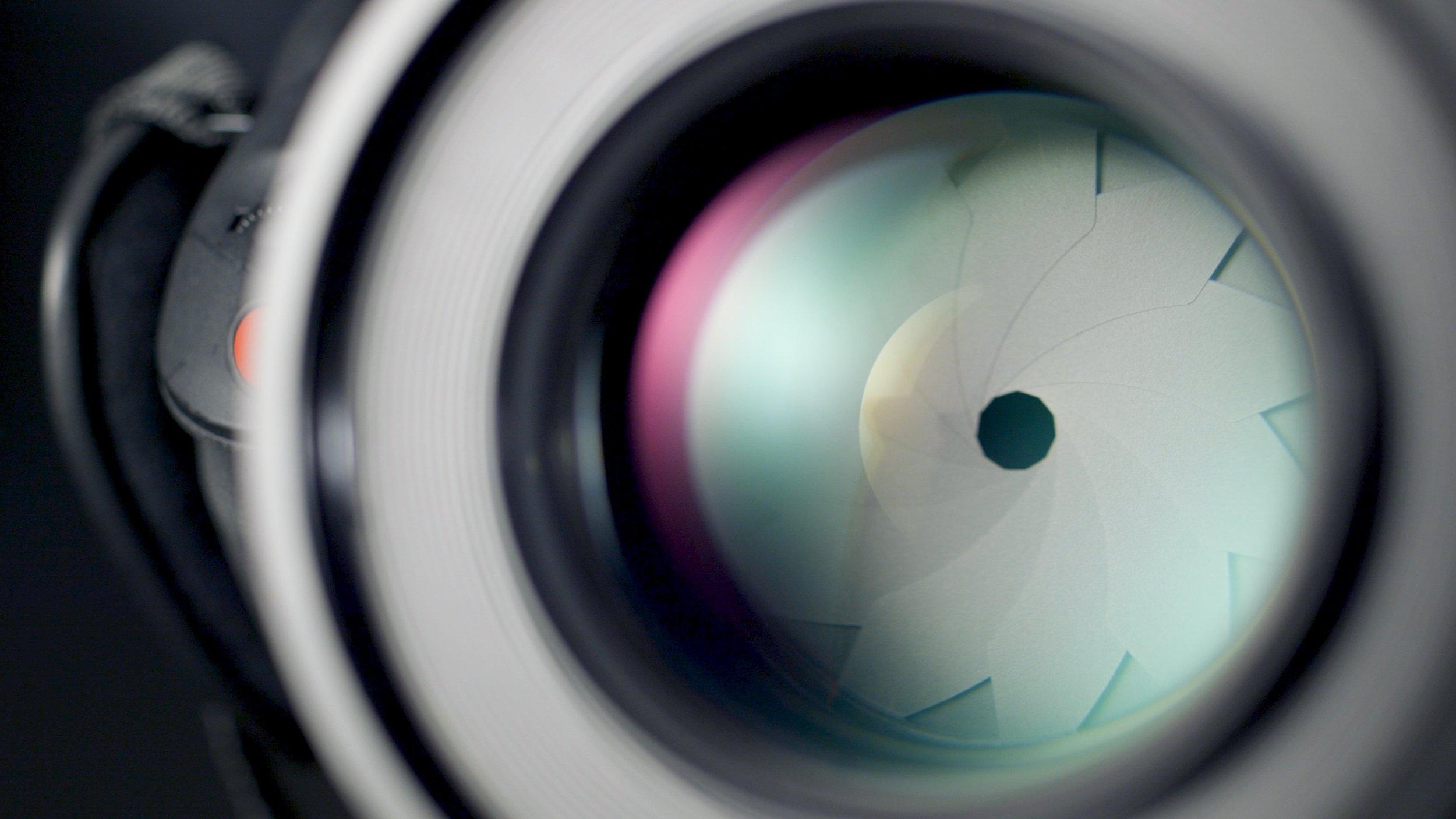 aperture mode in dslr camera
