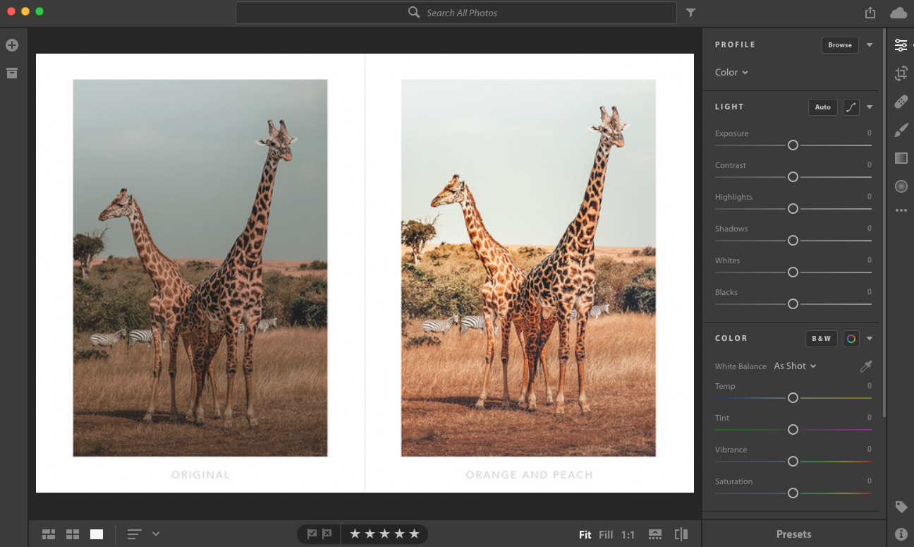 open lightroom cc on your pc