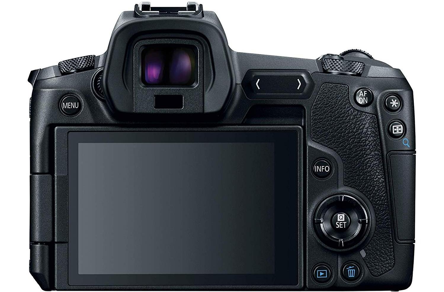 canon eos r mirrorless camera 2