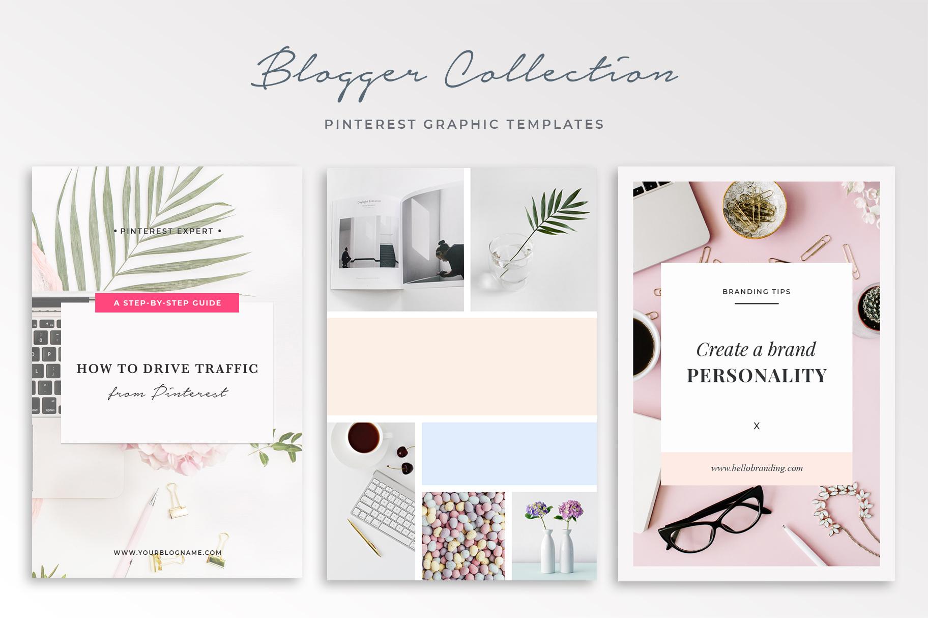 Pinterest Blog Post Template