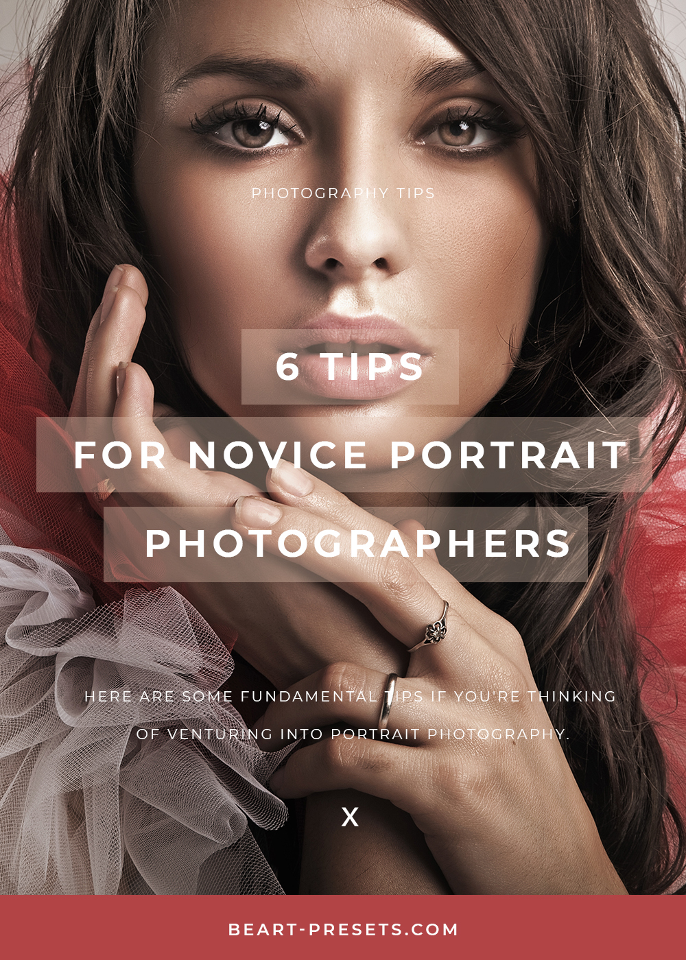 tips for portrait photographers