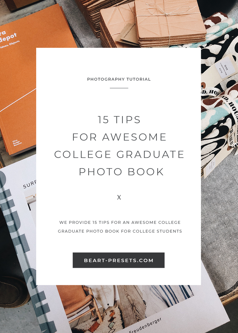 15 tips for great photo book