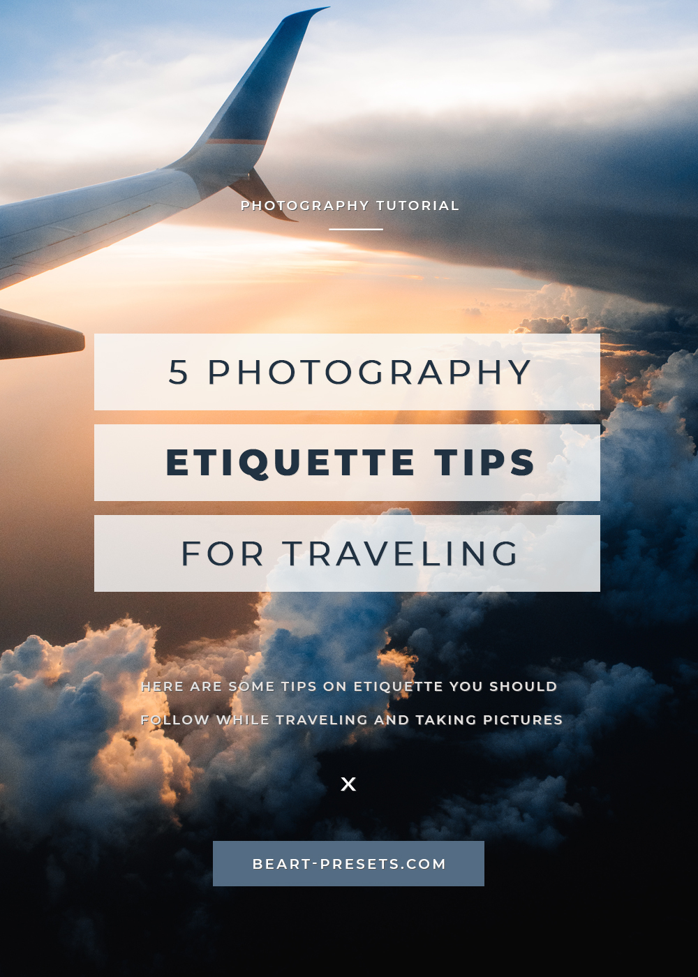 etiquette tips for traveling