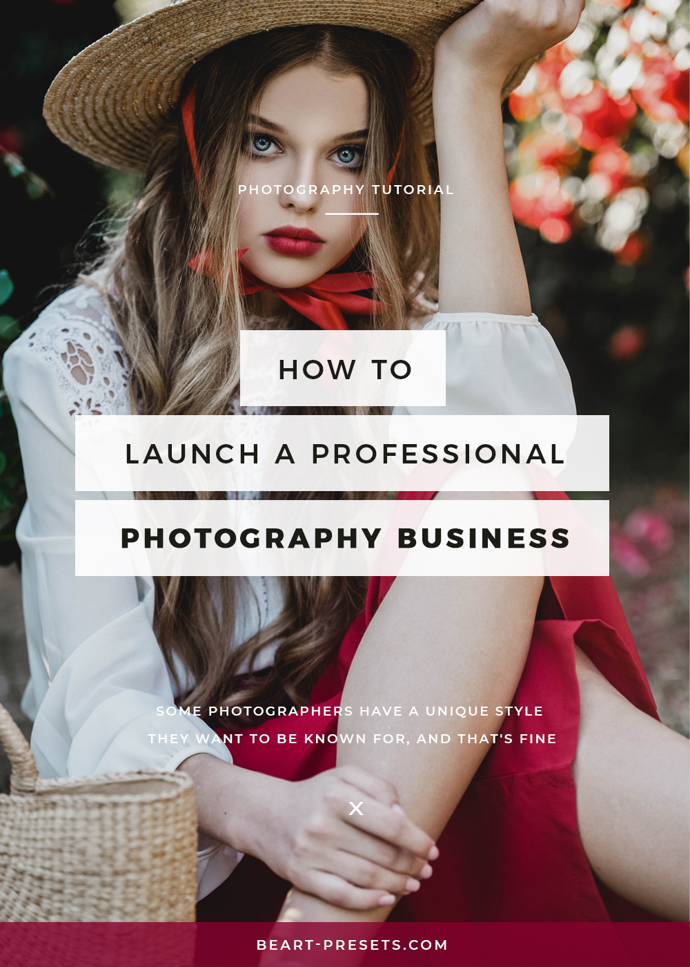 Launch professional business